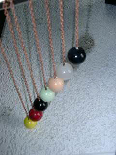 wholesale pendulums of many colors